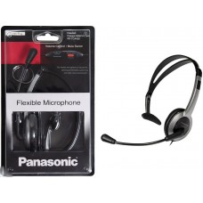 Headset Panasonic RP-TCA430E-S